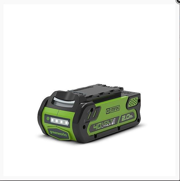 Akumulators 40V 4Ah GREENWORKS